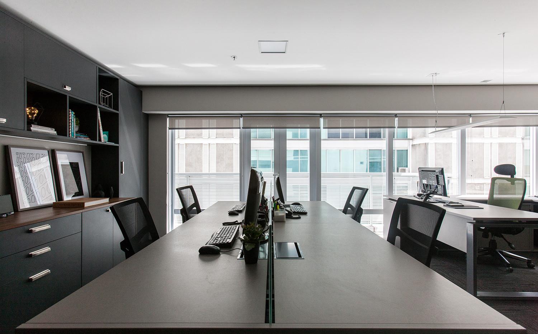 Moran Anders Arquitetura Corporativos Escritório