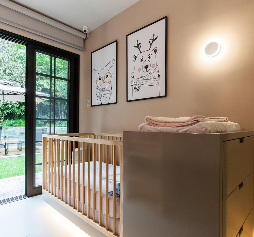 Moran Anders Arquitetura Residência J|B