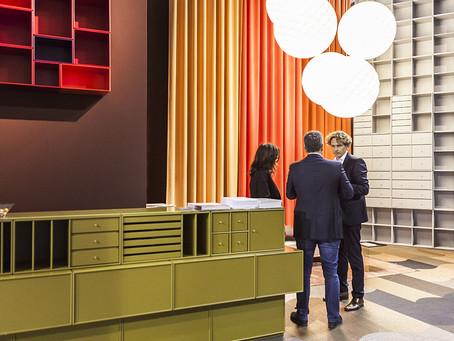 """Workplace 3.0 no """"Salone del Mobile Milano"""" 2019"""