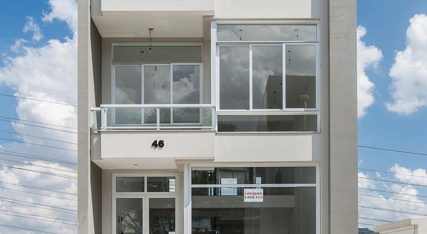 Moran Anders Arquitetura Alphaville Projetos Comerciais Edifício M M I e II