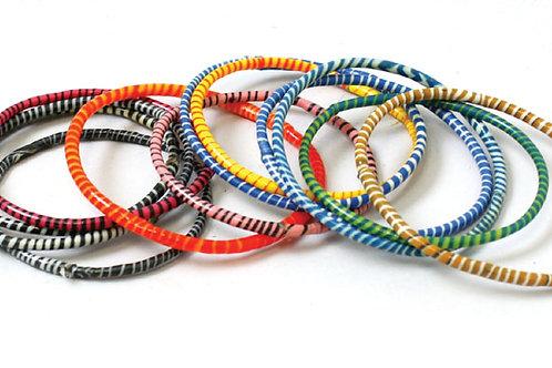 Culture Bracelets (set of 12)