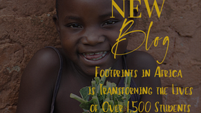Footprints in Africa is Transforming the Lives of Over 1,500 Students & Teachers in Kenya!