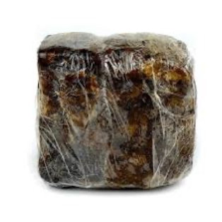 High Quality Raw Natural Black Soap (6 to 8 oz.)