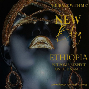 Our Beloved Ethiopia: Put Some Respect on Her Name!
