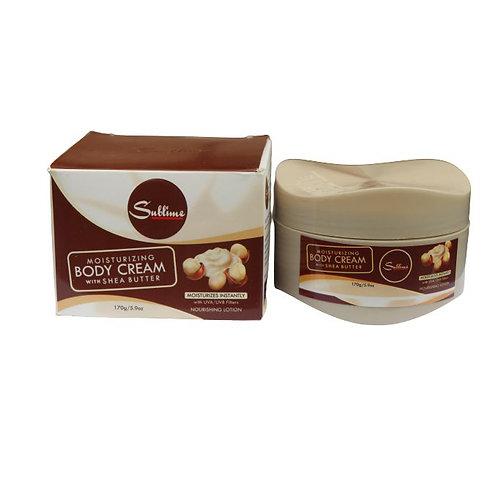 Nigerian MoisturizingBody Cream w/Shea Butter
