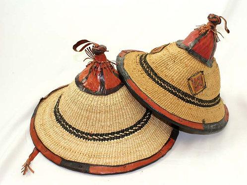 Fulani Straw Hat