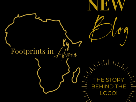 The Iconic Logo of Footprints in Africa!
