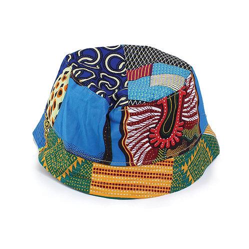 Kitenge Bucket Cap