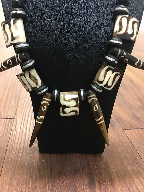 King T'Challa Black Panther Necklace