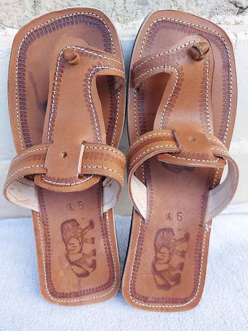 Masai Leather Men Sandals