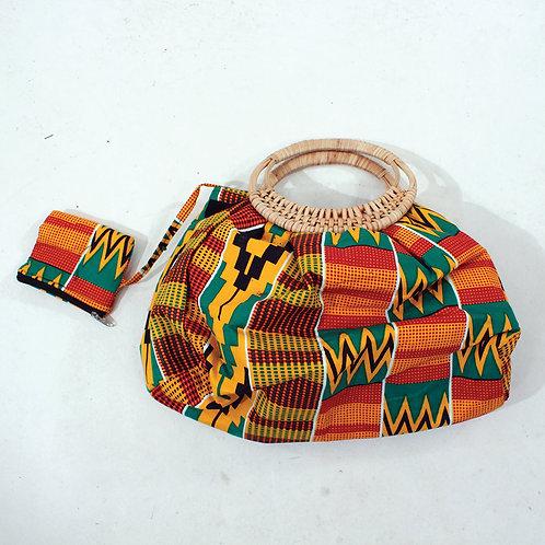 Ghana Kente Purse