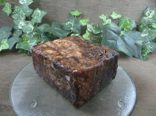 High Quality Raw Natural Black Soap (16 oz)