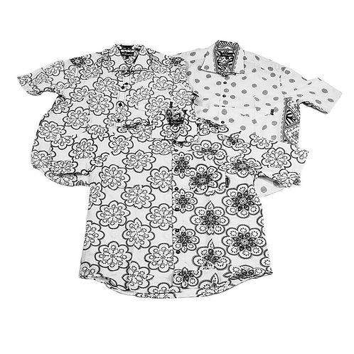 African Button-Up Shirt