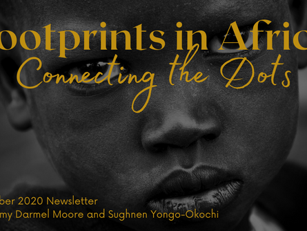 Footprints in Africa: Connecting the Dots!