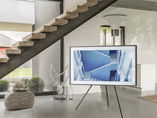 MODERN ELEGANCE WITH THE SAMSUNG 165cm FRAME TV