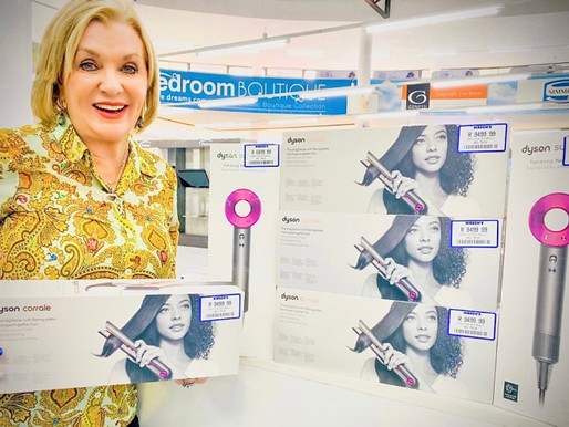 DYSON'S HAIR DRYER AND HAIR STRAIGHTENER- THE PERFECT HAIR STYLISTS
