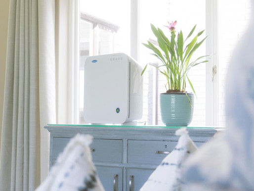 SOLENCO MULTI-STAGE AIR PURIFIERS