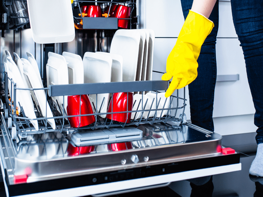 TIPS TO OPTIMISING YOUR DISHWASHERS PERFORMANCE