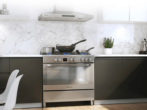 COOL FEATURES OF SAMSUNG'S HOT NEW STOVES