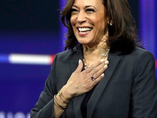 CONGRATULATIONS ON MAKING HISTORY KAMALA HARRIS