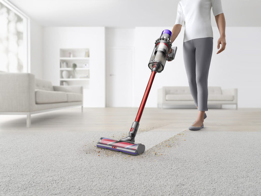 Cleaning Is A Breeze With The Dyson V11