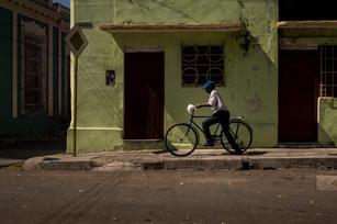 On the streets of Regla, a suburb of Havana