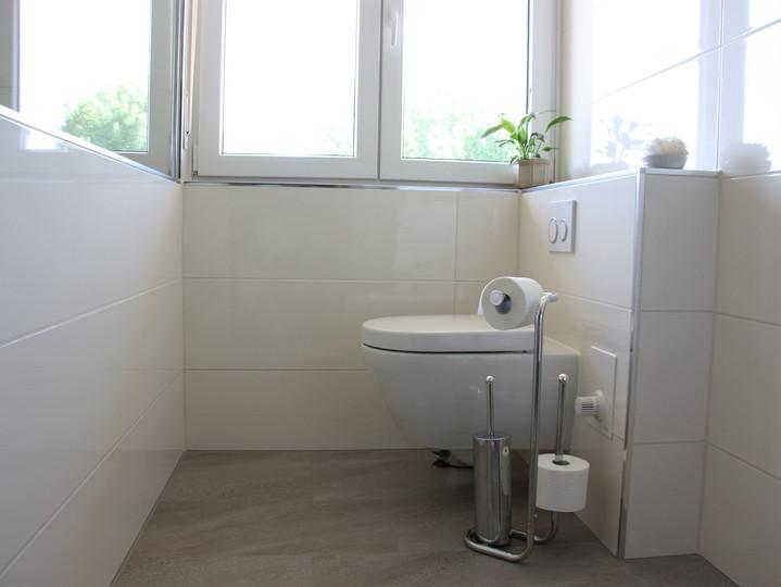 Badezimmer in Heskem 6