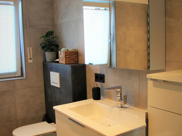 Badezimmer in Nieder-Bessingen 1