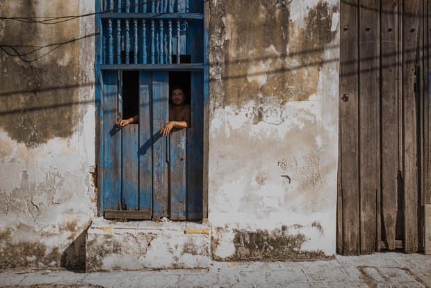 Hanging out in Havana