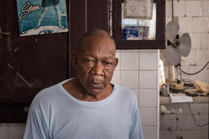 Cuban shopkeeper