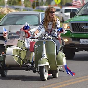 July 4 RANA Parade (Brian Kanof photos)