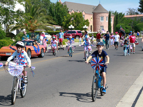 Fourth of July Parade 2021!