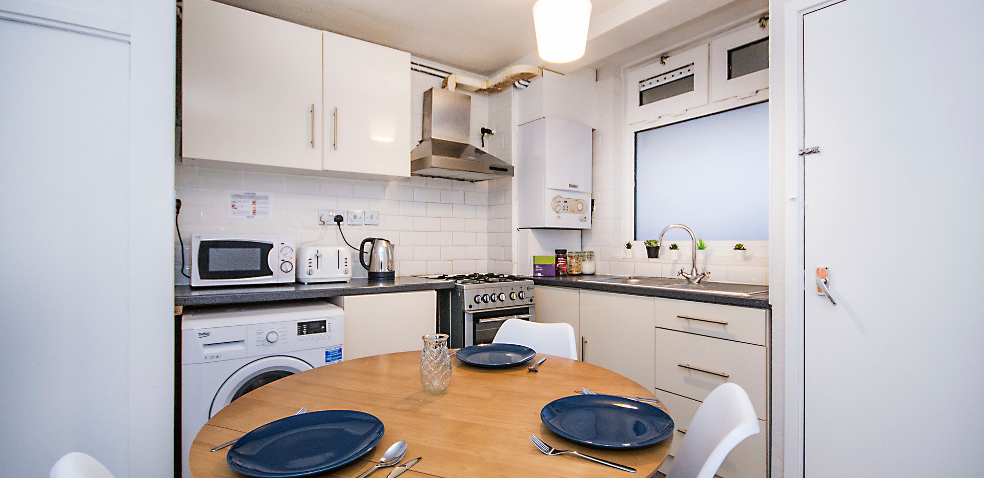Shared Kitchen & Dining