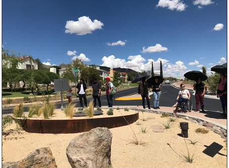 Rim roundabout sculpture in the works