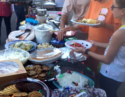 RANA neighborhood block party Sunday, Oct. 6