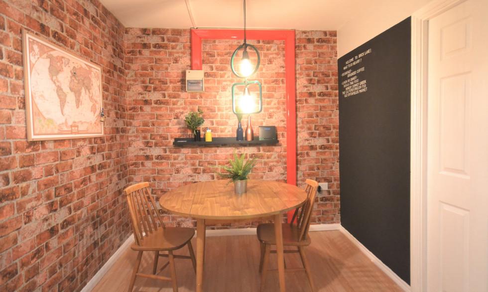 Shared Dinning Area