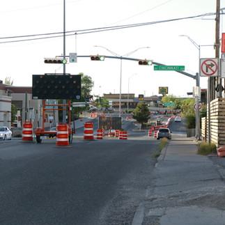 Plan ahead for navigating ongoing Mesa lane closures