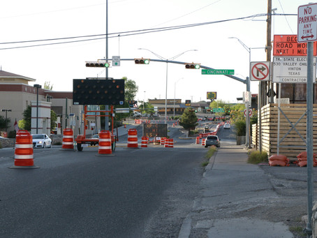 Plan ahead for navigating ongoing Mesa lane closures