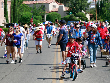2019 Fourth of July Parade and Celebration