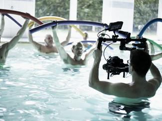 Un tournage très sportif chez Techno-Sports