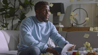 Kevin Hart Comedy Special Promos