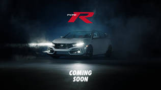 Honda Type R - Release Promo