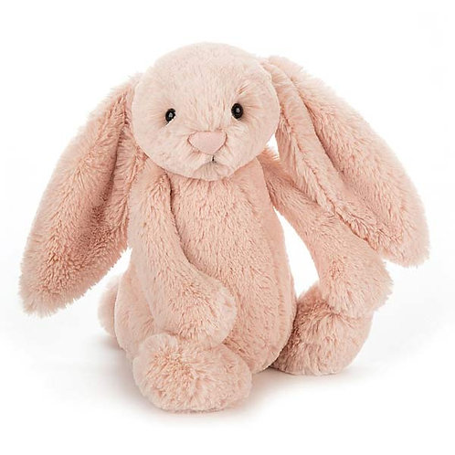 Jellycat- bashful blush bunny (medium)