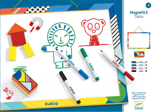 Djeco - Magnetisch kleurbord