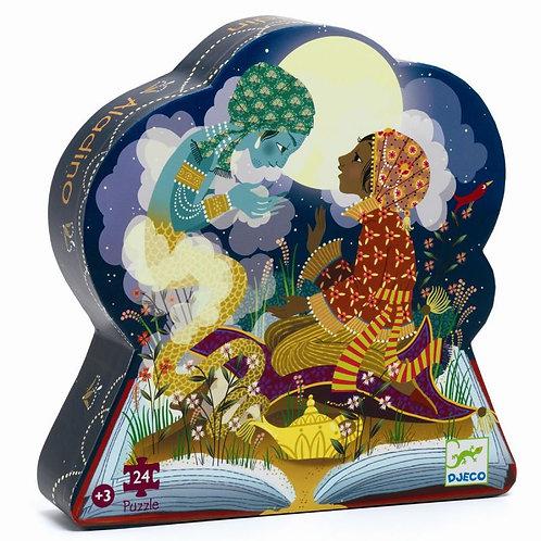 """Djeco-puzzel 24stuks """"Aladin"""""""