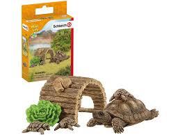 Schleich- Schildpadden set
