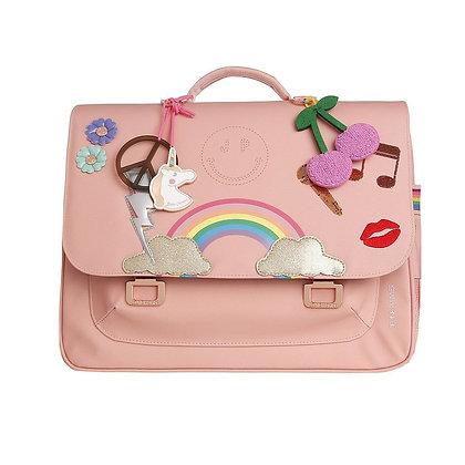 Jeune Premier- It Bag Midi 'Lady Gadget Pink '