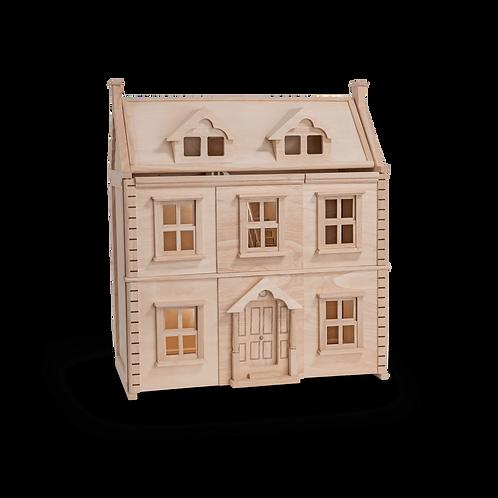 Plan Toys - Victoriaans poppenhuis