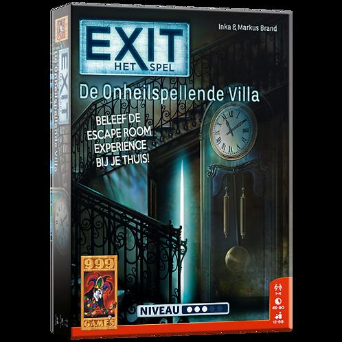 999Games-EXIT/De Onheilspellende Villa