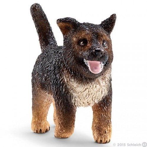 Schleich- Herder puppy
